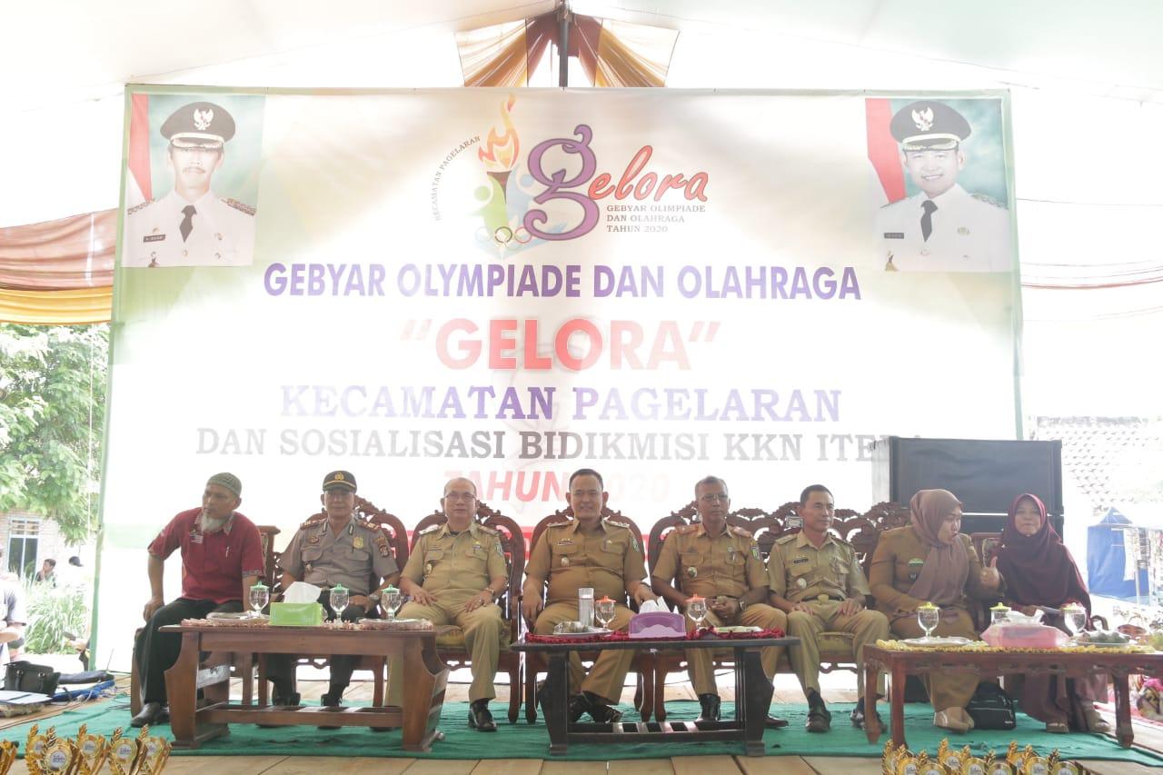 Gebyar Olympiade Pkh Resmi Ditutup Kabupaten Pringsewu