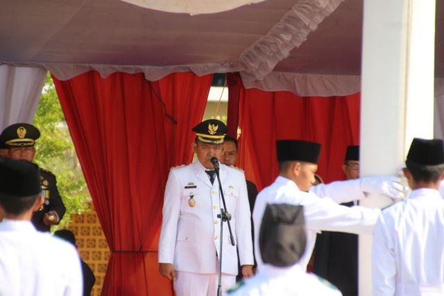 Kabupaten Pringsewu Peringati Hari Pahlawan